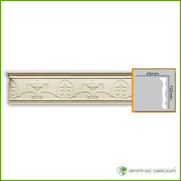 Moldings CR719 - salons Elements