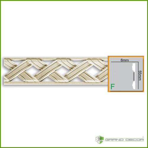 Moldings CR722 - salons Elements