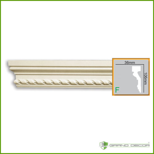 Moldings CR737 - salons Elements