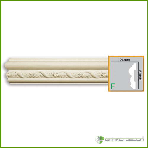 Moldings CR755 - salons Elements