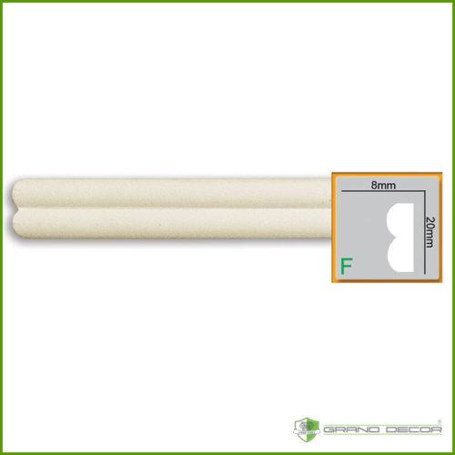 Moldings CR803 - salons Elements