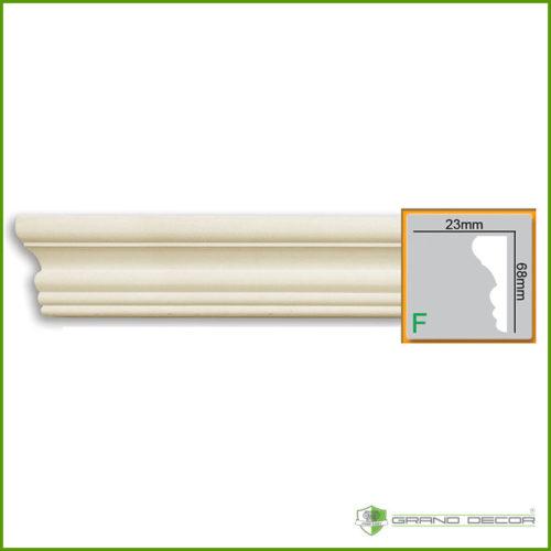 Moldings CR806 - salons Elements