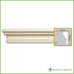 Moldings CR812 - salons Elements
