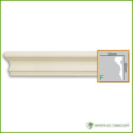 Moldings CR816 - salons Elements