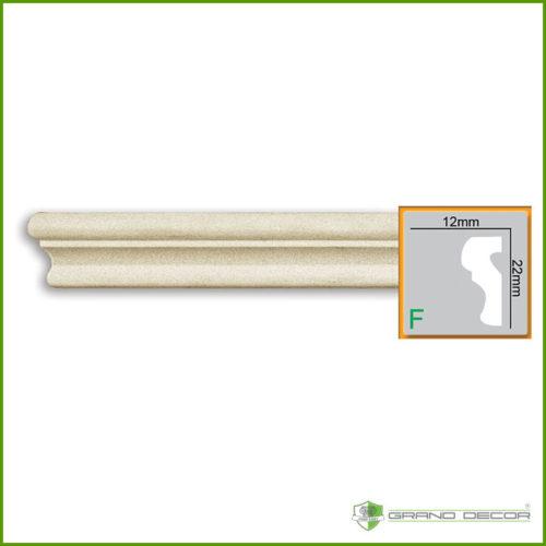 Moldings CR835 - salons Elements