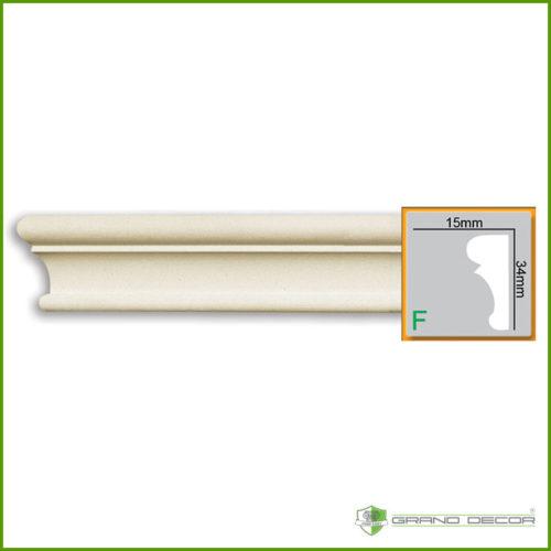 Moldings CR863 - salons Elements