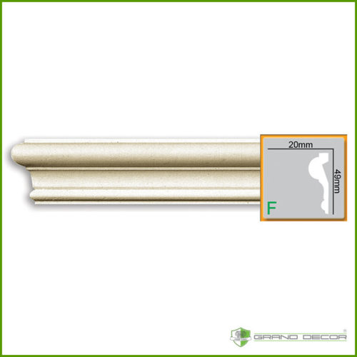 Moldings CR873 - salons Elements