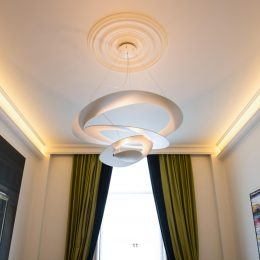 LED karnīzes